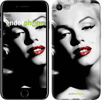"Чехол на iPhone 8 Мэрилин Монро ""2370c-1031-4848"""