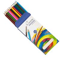 Набор акварельных карандашей Сонет 12 цветов