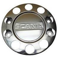 Колпак скания нержавейка хром Scania 22.5