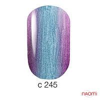 Гель-лак Naomi, 6 мл, Хамелион №245