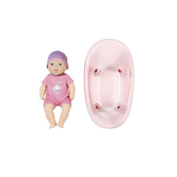 Кукла MY FIRST BABY ANNABELL ЛЮБЛЮ КУПАТЬСЯ (30 см, с ванночкой) 700044