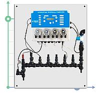 Гидропонная система для растениеводства до компьютера HYDROPONIC SYSTEM