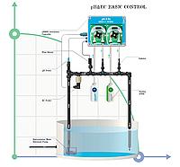 Гидропонная система для растениеводства з контролем pH&EC Basic Control