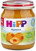 "4212 HIPP Фруктове пюре ""Абрикоси"", 125г"