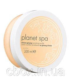Planet Spa Крем для тела с экстрактом китайского женьшеня Чудесное восстановление, эйвон, Avon, Планет Спа