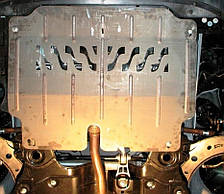 Защита двигателя MG 3 Cross (с 2011--) Полигон-Авто