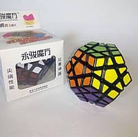 Мегаминкс Moyu (YongJun) YuHu на черном пластике