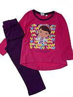 Пижама для девочки Дисней 98см 104 см 110 см 116 см