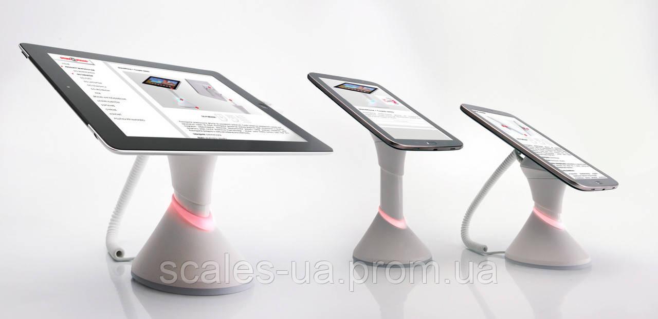 Ідеальне рішення для викладки планшетів на горизонтальних поверхнях StandAlone 100 і 150