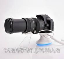 Системи захисту відкритої викладки товарів StandAlone 45 і 100 з датчиком для фотоапаратів SLR