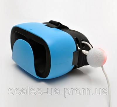 Goggle VR System система захисту відкритої викладки нетиповою і неправильної форми товарів