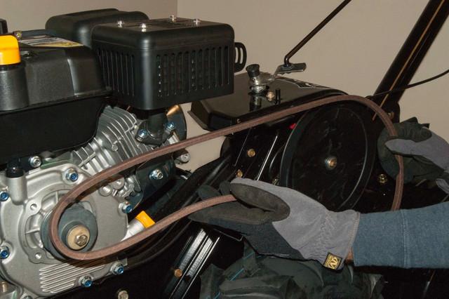 Ременная передача культиватора McCulloch MFT 44-100