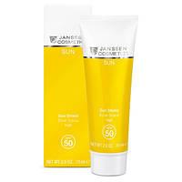 Солнцезащитная эмульсия для лица и тела SPF-50 JANSSEN Sun Shield SPF-50