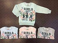 Кофта для девочки розовая