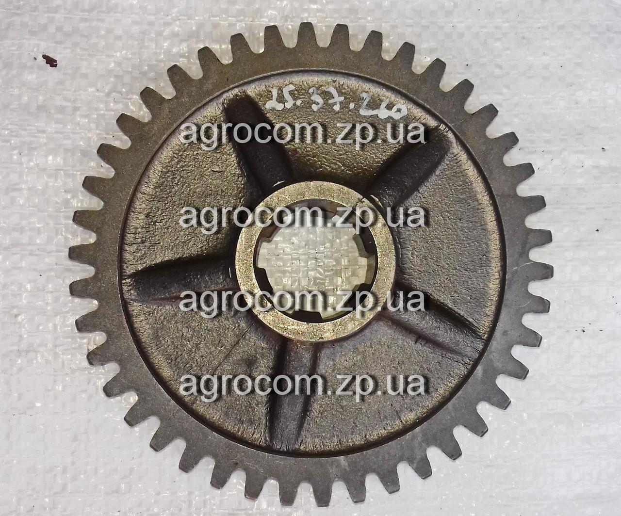 Шестерня КПП А25.37.260 (Т-25, Д-21) ведомая