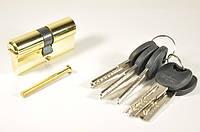 Цилиндр Imperial цинк 60мм 30*30 5 кл комп желтый