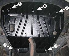 Защита двигателя Mini Cooper (с 2006--) Полигон-Авто