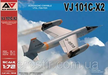 VJ101C-X2 1/72 A&A 7202
