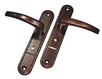 Ручки на планке Гардиан 41.31 бронза (РФ)