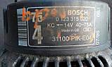 Генератор Honda Ballade VI Civic VI Rover 400 1.4 1.5 1.6 Bosch 0123315020 31100-PK-E04, фото 5