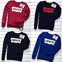 Женский свитшот Levi's 4 цвета в наличии