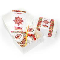 Новогодний подарочный набор со сладостями., фото 1