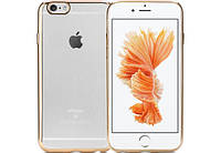 Чохол Remax Air Series for iPhone 6/6S Gold