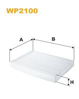 Фильтр салонный WIX WP2100 (K1330)