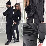 Женский и мужской велюровый костюм люкс качества в расцветках, фото 4