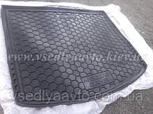 Коврик в багажник MAZDA CX5 с 2011-2017 гг. (AVTO-GUMM) пластик+резина