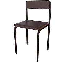 Стул ученический школьный УНИВЕРСАЛ. Школьный полумягкий стул для учебных заведений