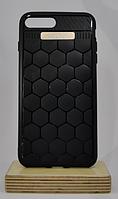 Чохол SGP Quattro Seria iPhone 7/8 Plus Black