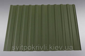 Металлопрофиль (профнастил) Т-14 эко