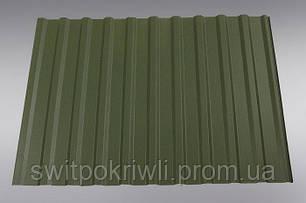 Металлопрофиль (профнастил) Т-14 эко, фото 2