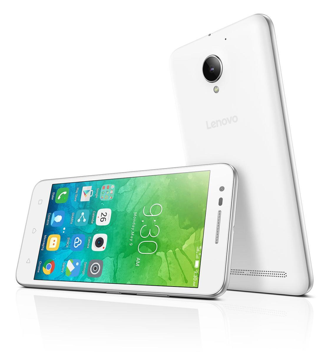 Смартфон Lenovo Vibe C2 Power (K10a40) белый