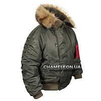 Куртка зимняя Chameleon N-2B Olive, фото 1