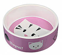 Trixie (Трикси) Mimi Керамическая миска для кошек 300 мл в ассортименте