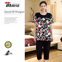 Женская Домашняя одежда Арт.49037 Большого размера