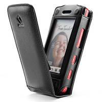 Чохол CapDase Leather Case iPhone 4/4S Black
