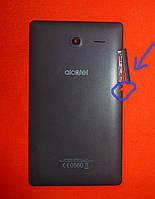 Задняя крышка Alcatel Pixi 4 9003x для планшета