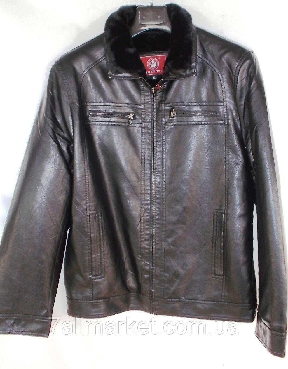 cd372c172c3 Куртка мужская зимняя кожзам
