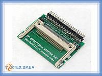 Адаптер для ноутбука, ПК - CF to 44 Pin IDE HDD Hard Disk Drive (нов.)