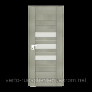 """Двери Verto Тренд 5А.3 в цвете Кора береза """"Verto LINE-3D"""""""