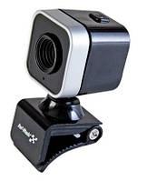 Веб-камера Hi-Rali HI-CA010 (с микрофоном)