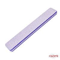 Шлифовщик для ногтей фиолетовый, 80/80 CO780A