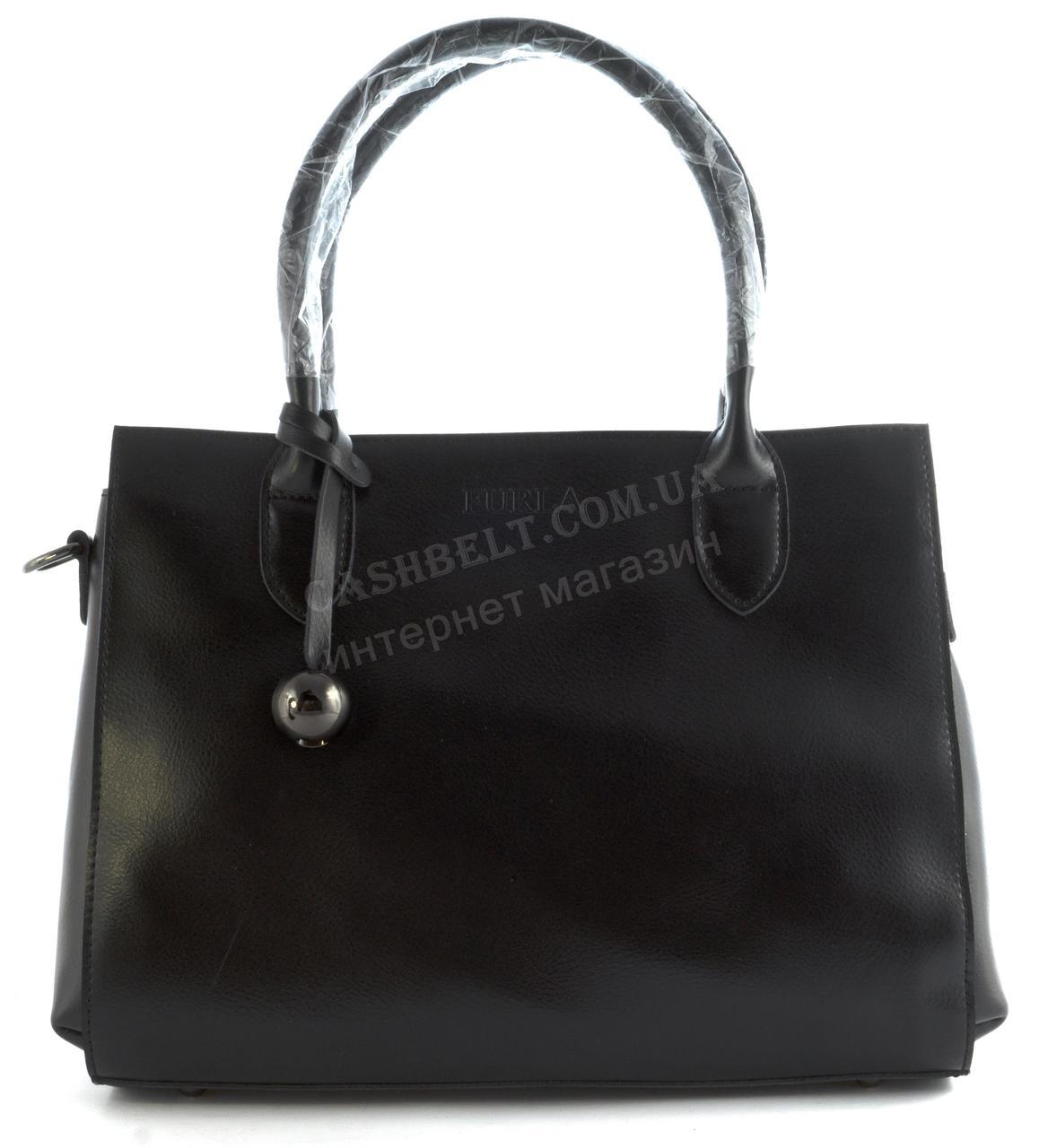 23a66bd60d8a Стильная кожаная прочная женская небольшая сумка CELINE art.1107 черная  Турция