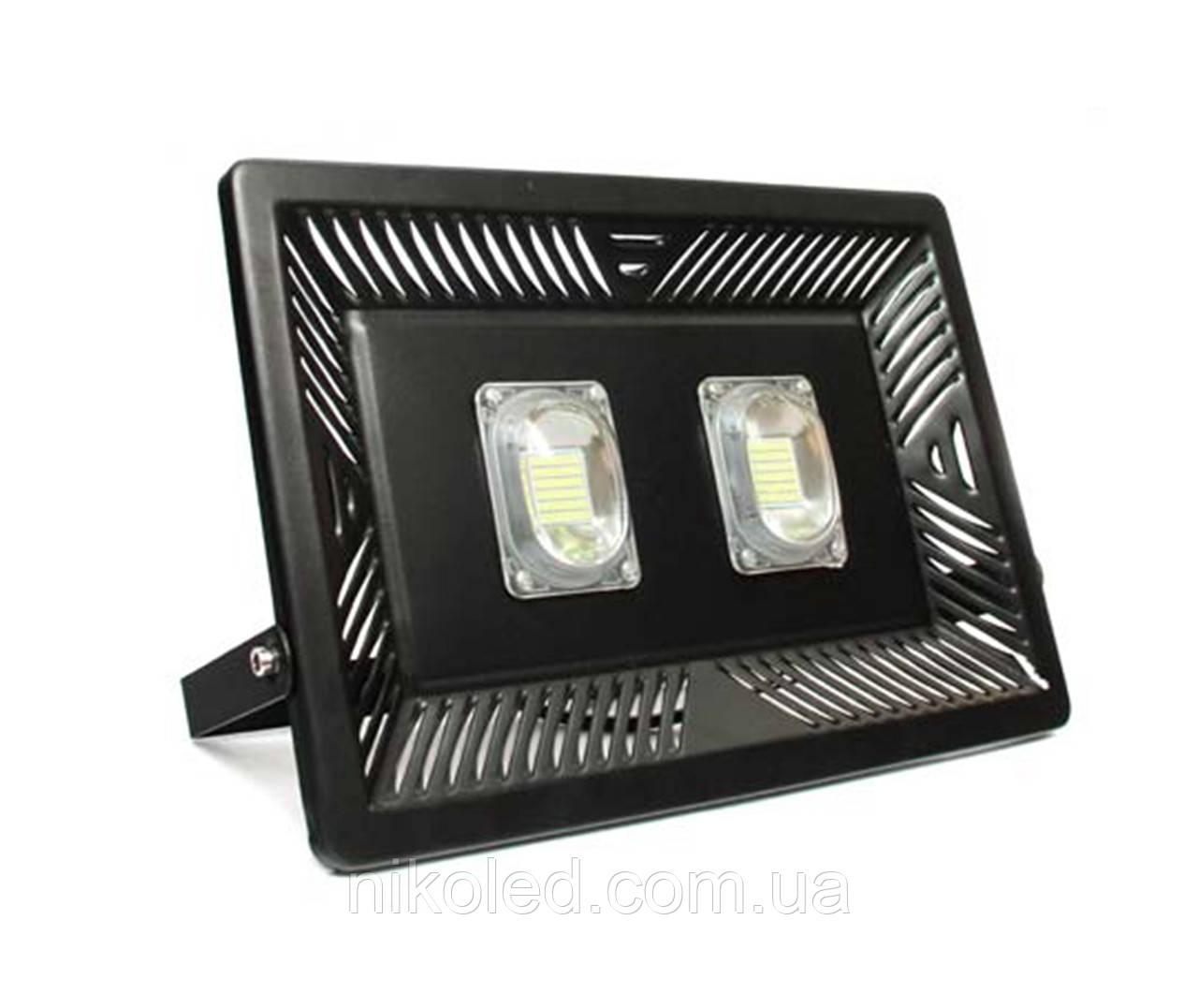 Світлодіодний прожектор LED SMD 100W з лінзами