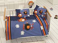 Комплект белья для кроватки Class (Bahar teksil) Sky v1