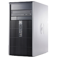 Системный блок HP Compaq DC5850 2 GB 250 GB HDD