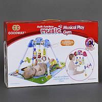 Игровой центр 6922 В/С (6) 2 вида, музыкальный, светящийся, в коробке